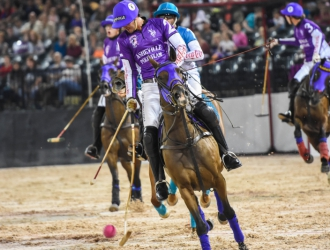 Gladiator Polo™ presented by Coca-Cola® - September 9, 2017